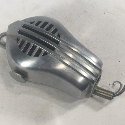 Turner 9EAL Microphone Handheld Vintage CB Mic Heavy Cast Trucker