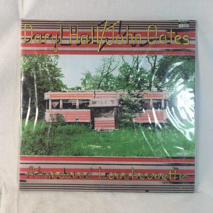 "Daryl Hall / John Oates ""Abandoned Luncheonette"" Reissue 2010 Sealed Unopened 180 Gram Audiophile Vinyl 12″ Original RARE!!!!! Hall & Oates"