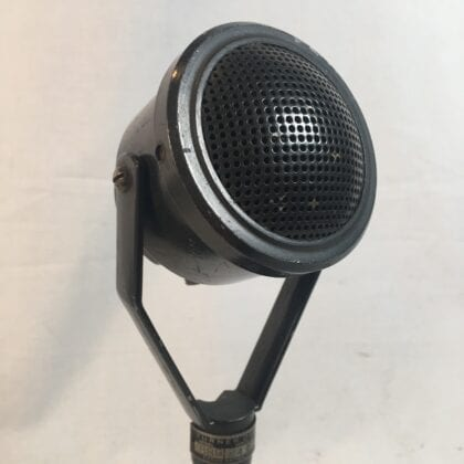 Turner 88G Microphone Vintage Dynamic Single Conductor RARE!!! Vocals Music Recording Mic