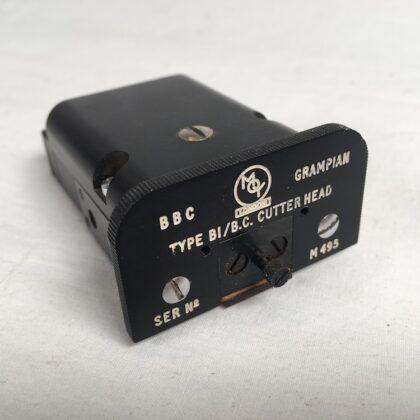 MOY BBC Grampian B1 / B.C. Cutting Head Lathe Vintage London Phonograph Vinyl RARE B-1 Cartridge Part
