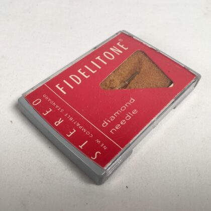 Fidelitone AC-255DS Diamond Needle Stereo 33-45rpm Stylus Vintage Original