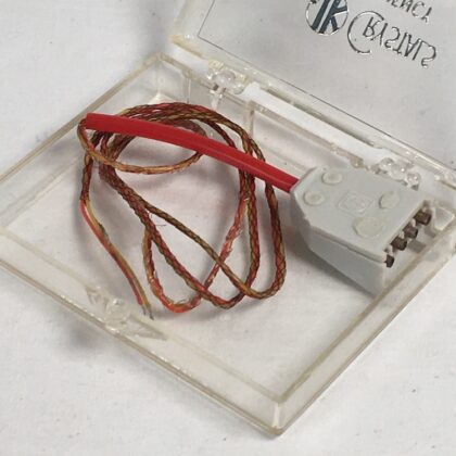 Blaupunkt Cartridge Plug for Vintage Record Player West Germany Hi-Fi RARE!!!! Phonograph Wiring Harness Part