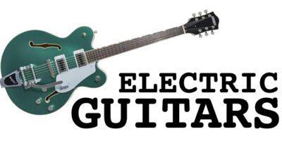 Guitars, Bass & Amps