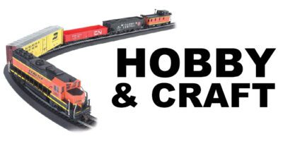 Model, Hobby & Craft