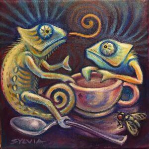 Sylvia's Original Paintings