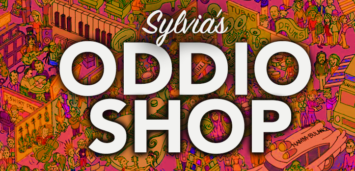 Welcome To The Oddio Shop!