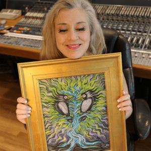 Sylvia's Original Art